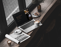 Landing page. Barbering courses in Warsaw