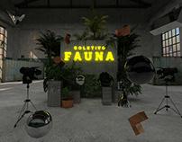 3D & Direção de arte   Coletivo Fauna