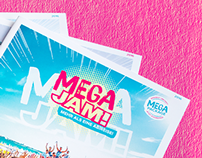 Mega Jam! – Editorial Design