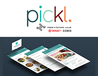PICKL. Grocery Experience Concept