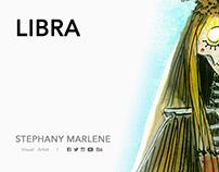 LIBRA · Miss Catrina 13 Zodiac Signs Collection