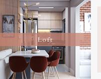 Loft 2.0|CGI