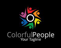 Colorful People - Logo Template - [For Sale]