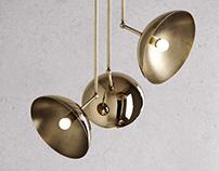 Paul Matter TANGO TREE LAMP | CGI