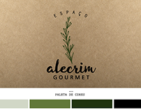 Brand Design - Alecrim Gourmet