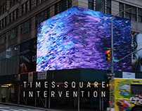Times Square Intervention
