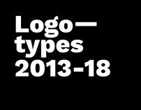 Logotypes 2013-18