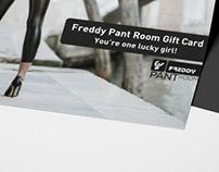 Freddy Pant Room - print
