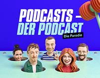 SPOTIFY Podcasts der Podcast