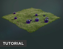 Purple Orbs Animation Nodes Tutorial
