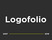 Logofolio 2007 - 2018