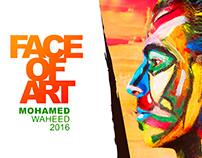 Face of Art - Spring