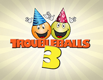 Troubleballs 3 + Christmas Edition - After Effects File