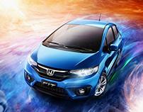 Honda FIT - Universe