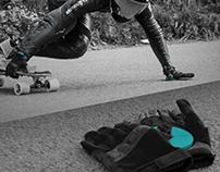 Longboard Sliding Gloves