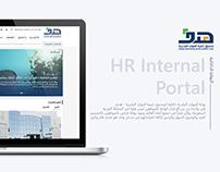 HRDF Portal UI/UX Design | Ministry of labor - KSA
