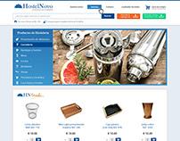 web HostelNovo