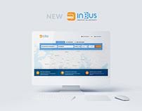 NEW InBus | Web design