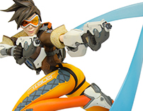 COLLECTIBLES | OVERWATCH | TRACER