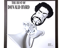 THE BEST OF DONALD BYRD 2.5D