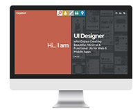 Redesign Portfolio Site