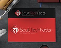 Scuit Tech Facts Logo Tasarımı