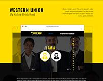 WESTERN UNION – MY YELLOW BRICK ROAD