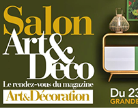 Art & Deco Fair   GRANDE HALLE DE LA VILLETTE PARIS !