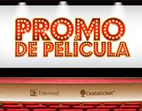 - PROMO DE PELÍCULA - Facebook FanPage de Cestaticket