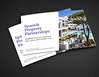 Spanish Property Partnerships Brochure