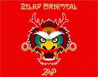ZILAP ORIENTAL - FONT -