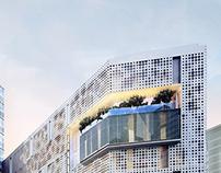 Ka'ake Hotel Design&Visualization (Proposal B)