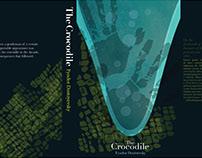 """""""The Crocodile"""" Book Cover Designs"""