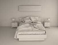 Wood Inspiration for Bedroom