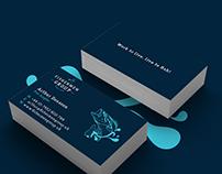 Fishermen - Business Card Template