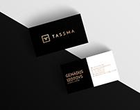 Tassma - Brand Identity
