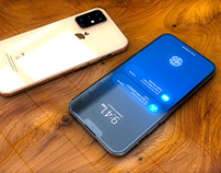 Apple iPhone 11/XI Concept Phone
