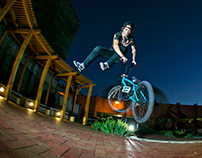 Tomi BMX photo session