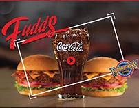 Fudds (Fuddruckers - Coca Cola)