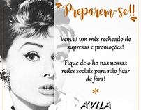 Promoções Ávila Cabeleireiros 2017