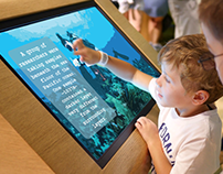 Deep Sea Mystery: Interactive Museum Game