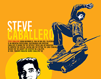 Steve Caballero Skateboarder of the Century