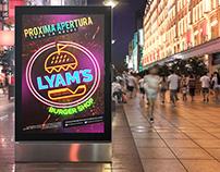 Lyam's Burger Shops - Panamá