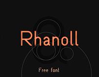 Rhanoll: Free Font