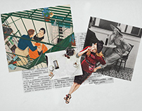 Fashion Collage (2012-2014)