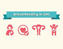 Unicef - Breastfeeding in DRC