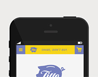 Logo design / Mobile app