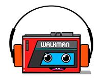Walkman & Friends