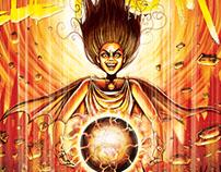 "Helen Earth ""Hell Hath No Fury"" Album Artwork"