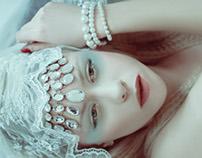 Retouch Doll white skin